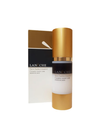 Skin Improvement éjszakai ápoló krém, érzékeny bőrre