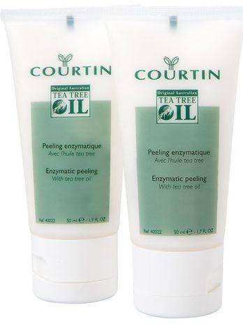 Courtin antiseptic peeling bőrradír