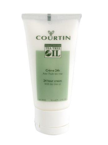 Courtin antiseptic 24h krém – teafaolajos/gyógyító, pattanásos bőrre