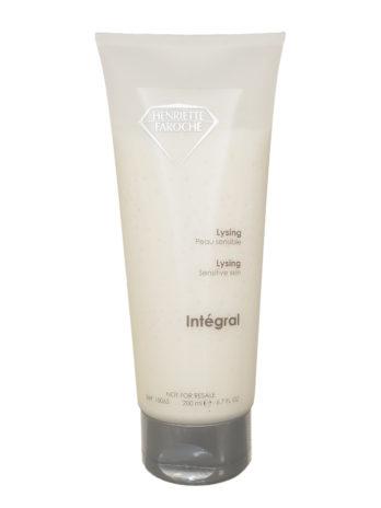 Integral peeling/lysing
