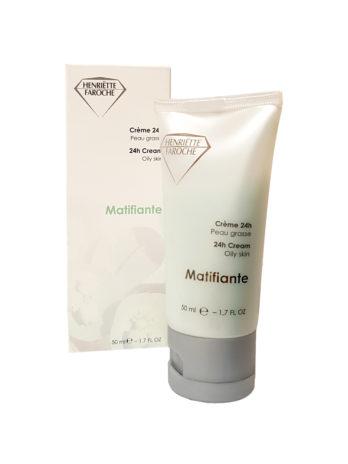 Matifiante 24h krém – fénylő/zsíros bőrre – szeboreás, korpás bőrre