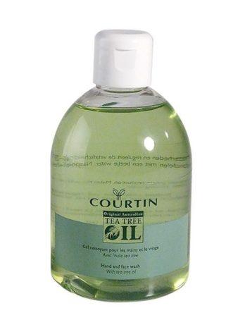 Courtin antiseptic tisztítógél (kézre, arcra, testre)